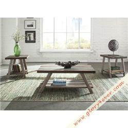 GUSTINE COFFEE TABLE SET